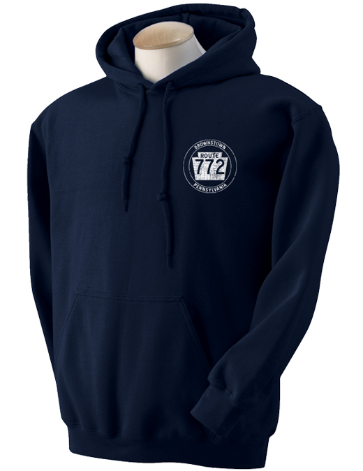 B-town 772 Hooded Sweatshirt
