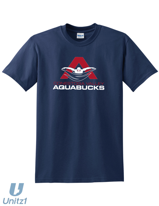CV Aquabucks T-Shirt