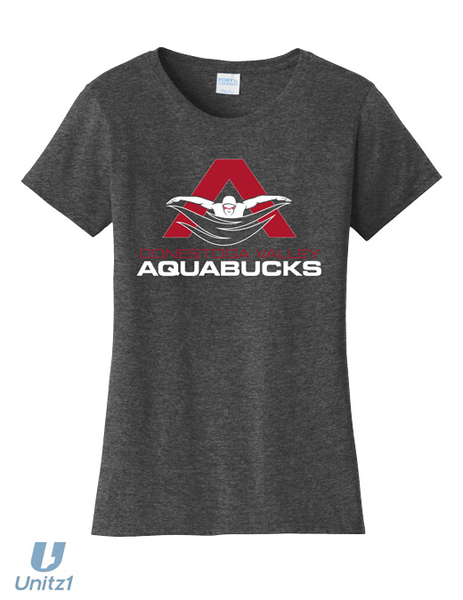 CV Aquabucks Ladies Favorite Tee