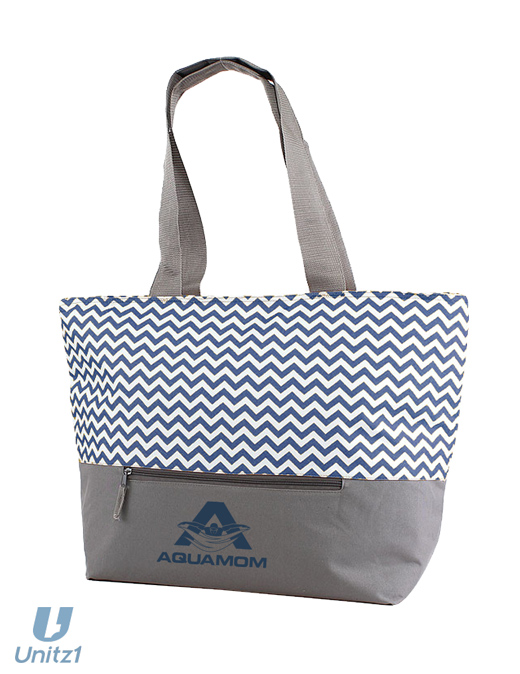 *LIMITED EDITION* Aquamom Tote Bag