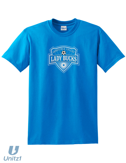 Lady Bucks Burst T-Shirt