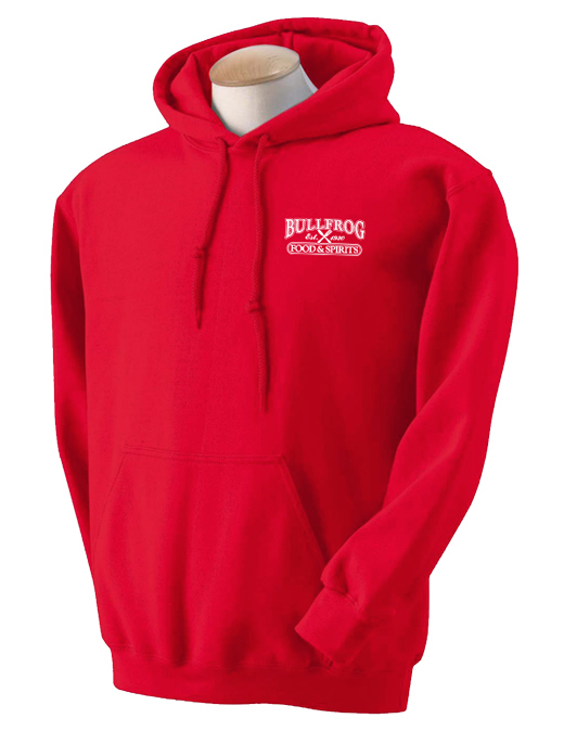 Bullfrog Hooded Sweatshirt