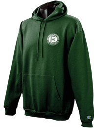 B-town Pits 9 oz. Hooded Sweatshirt