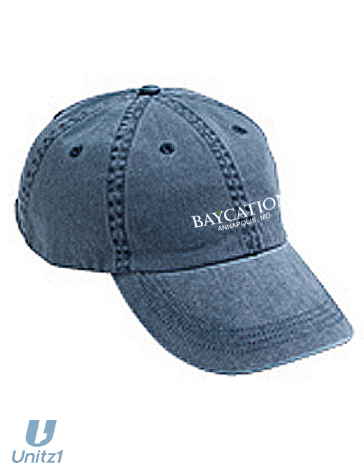 Baycation Pigment-Dyed Twill Cap