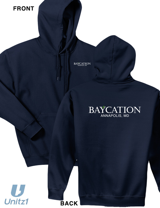 Baycation Hooded Sweatshirt