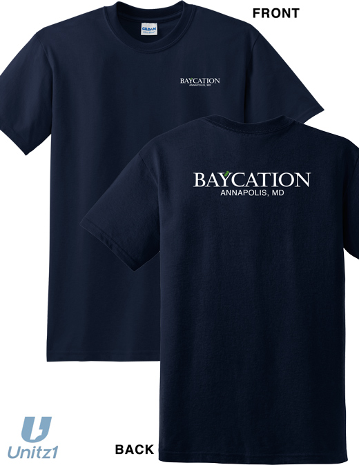 Baycation T-Shirt