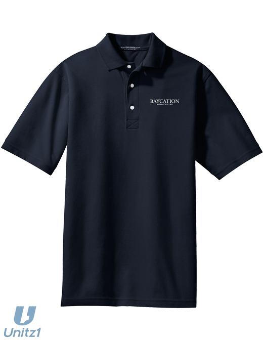 Baycation Men's Polo