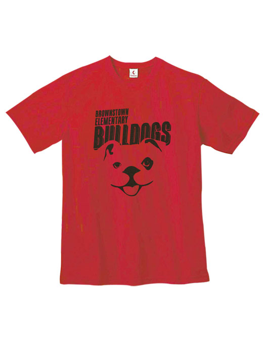 Bulldog Lightweight T-shirt