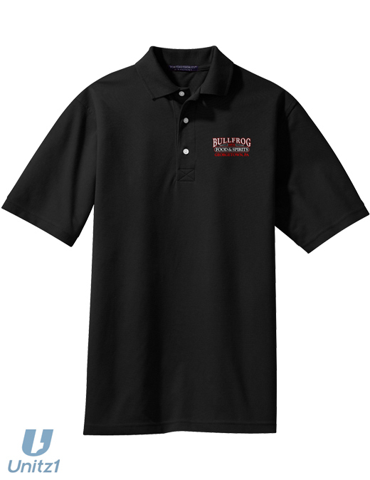 Bullfrog Men's Polo