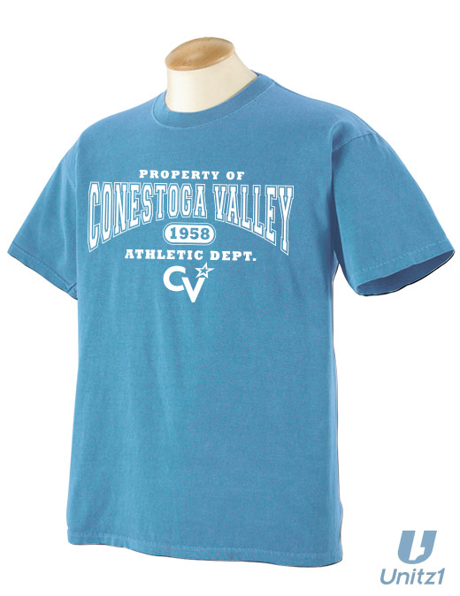 CV Athletic Pigment Dyed T-shirt