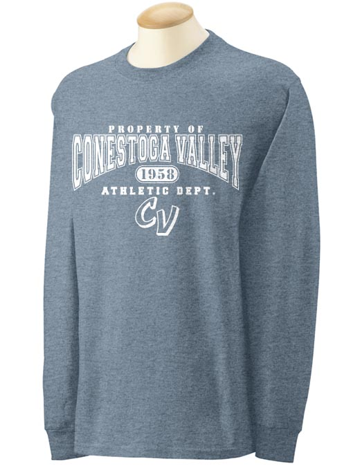 CV Athletic Long Sleeve T-shirt