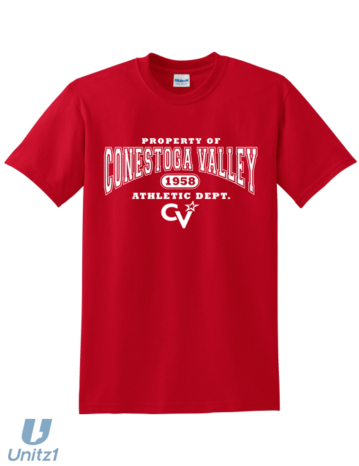 CV Athletic T-shirt