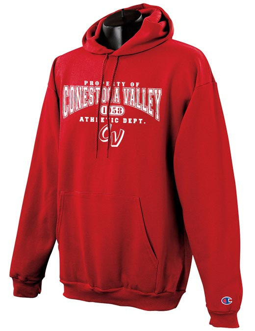 CV Athletic 9 oz. Hooded Sweatshirt