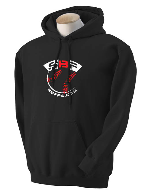 SBF Dark Hooded Sweatshirt