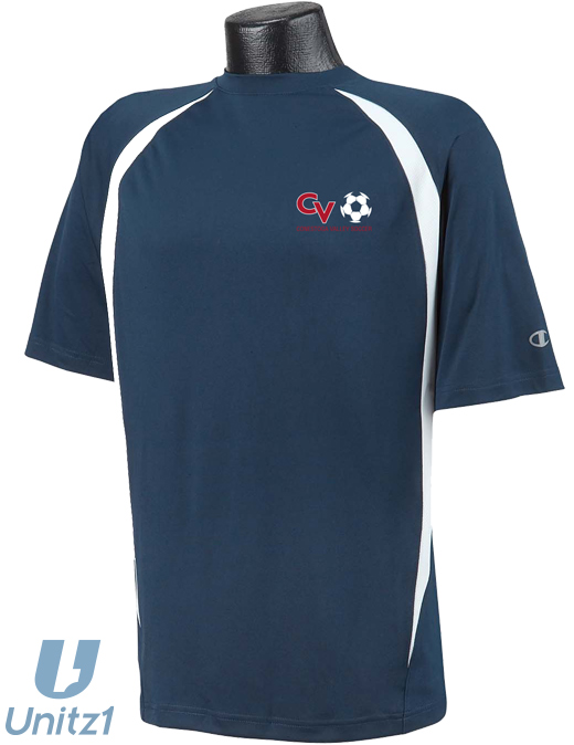 CV Girls Soccer Double Dry T-shirt
