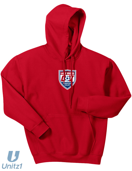 CV Girls Soccer Hooded Sweatshirt