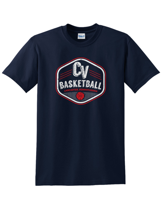 2014 CV Basketball T-shirt