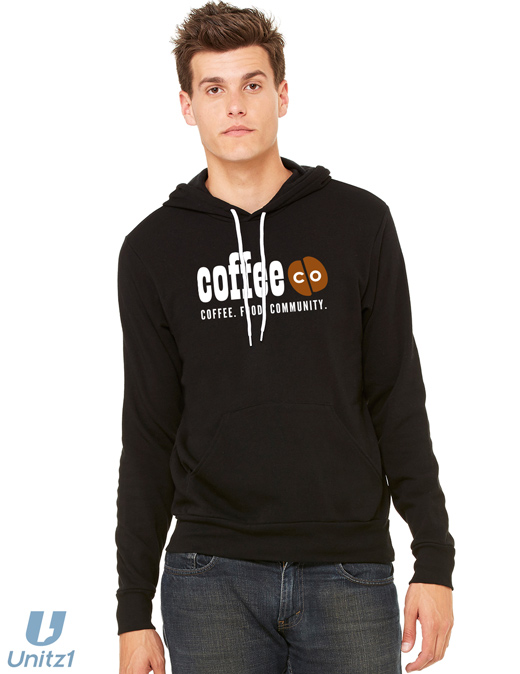 Coffee Co Midweight Hoodie