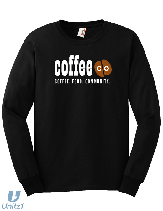 Coffee Co Long Sleeve