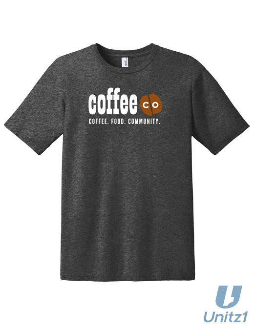 Coffee Co Unisex T-Shirt