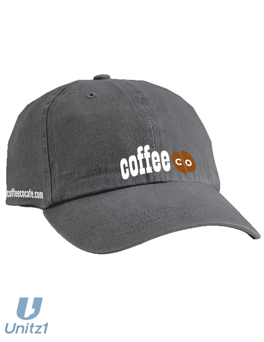 Coffee Co Pigment-Dyed Cap