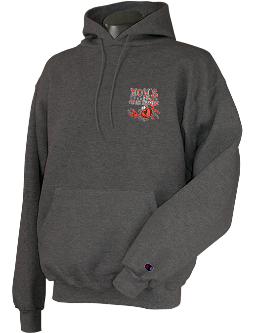 Mom's Crab Bisque 9 oz. Hooded Sweatshirt