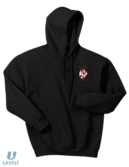 Dragon MMA Hooded Sweatshirt
