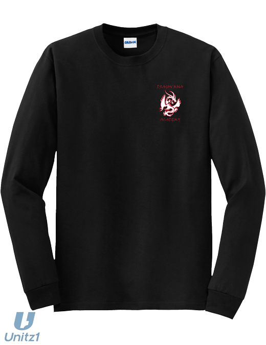 Dragon MMA Long Sleeve