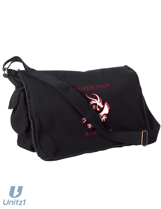 Dragon MMA Messenger Bag