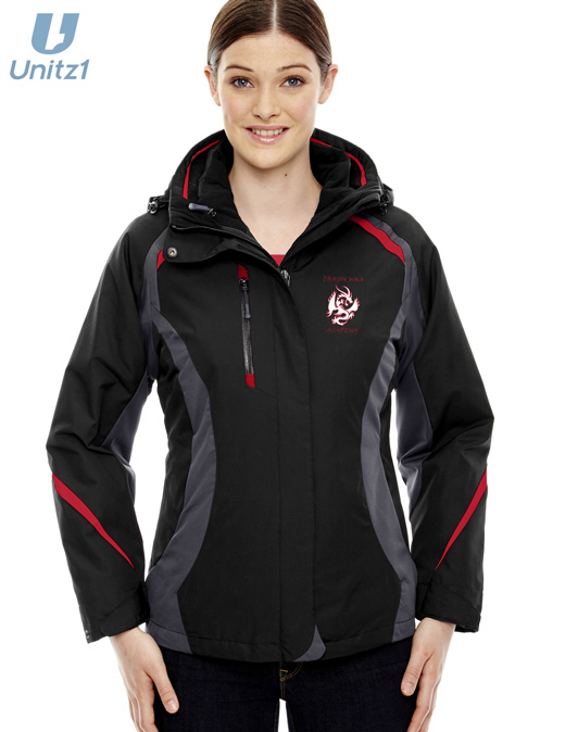 Dragon MMA Ladies' 3-in-1 Jacket
