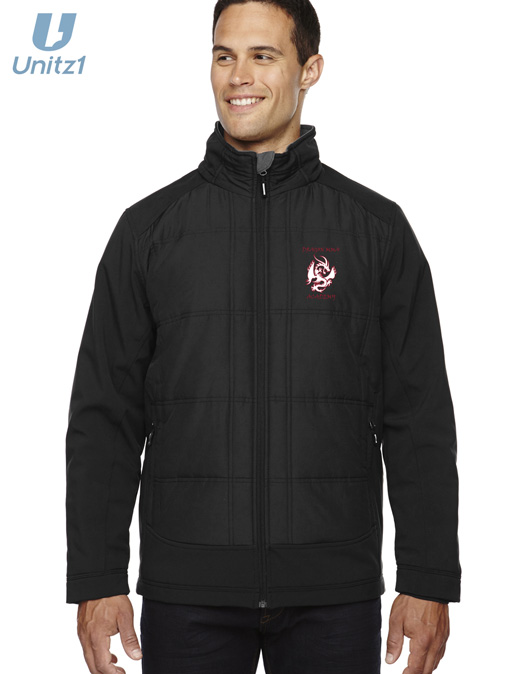 Dragon MMA Men's Hybrid Soft Shell Jacket