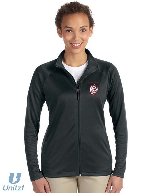 Dragon MMA Ladies Tech-Shell Full-Zip Jacket