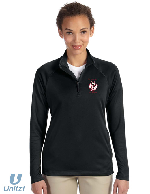 Dragon MMA Ladies' Tech-Shell Quarter-Zip