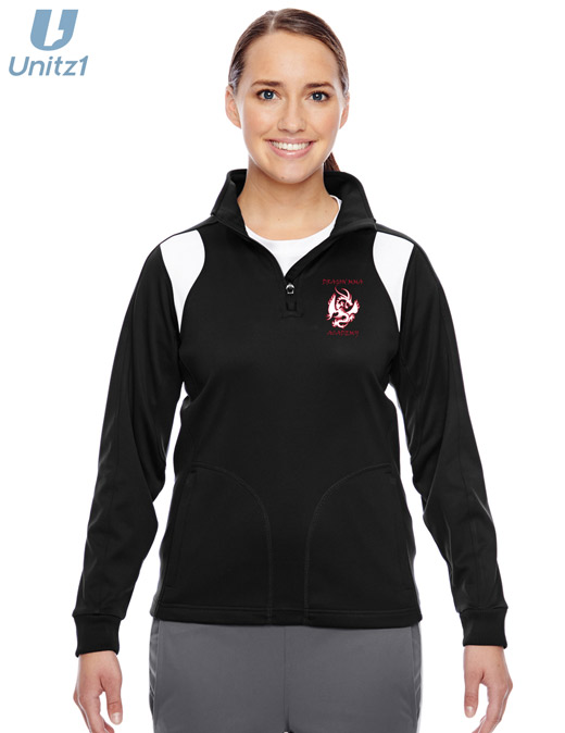Dragon MMA Ladies' Elite Performance Quarter Zip