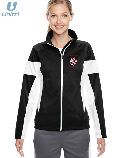 Dragon MMA Ladies' Elite Performance Full Zip