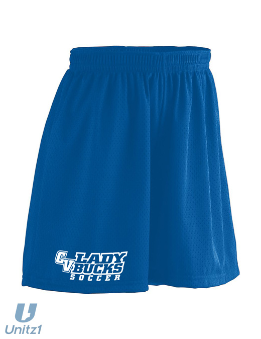 Lady Bucks Soccer Shorts