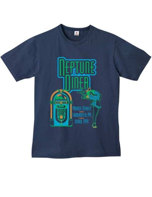 Neptune Lightweight T-shirt