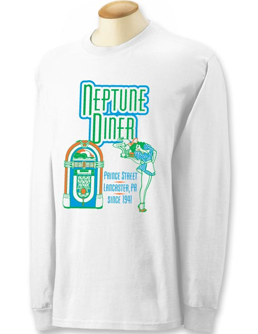 Neptune Long Sleeve T-shirt
