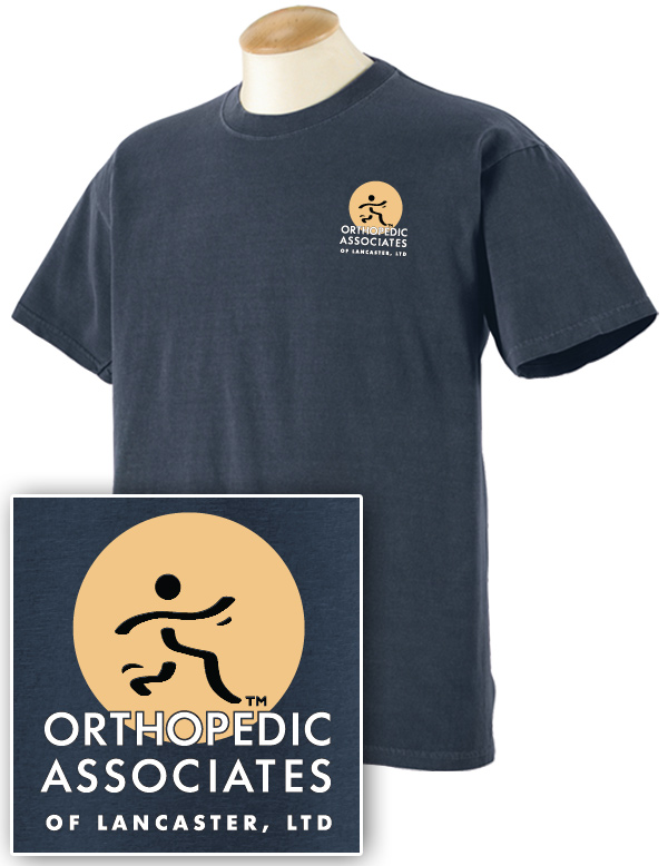 OAL Physical Therapy Pigment-Dyed T-shirt