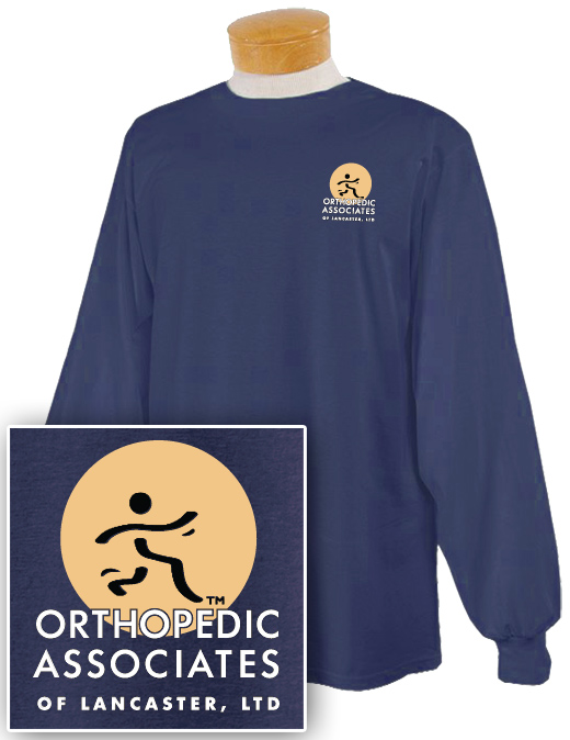 OAL Physical Therapy Long Sleeve Shirt