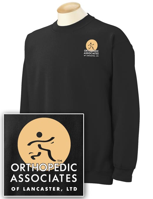OAL Physical Therapy Crewneck Sweatshirt
