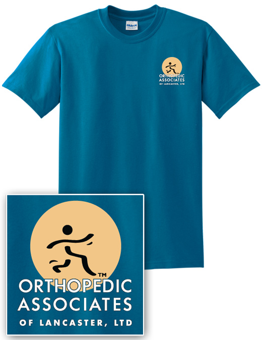 OAL Physical Therapy T-shirt