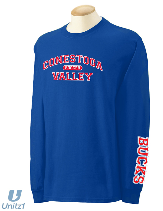 CV Soccer Varsity Long Sleeve T-Shirt