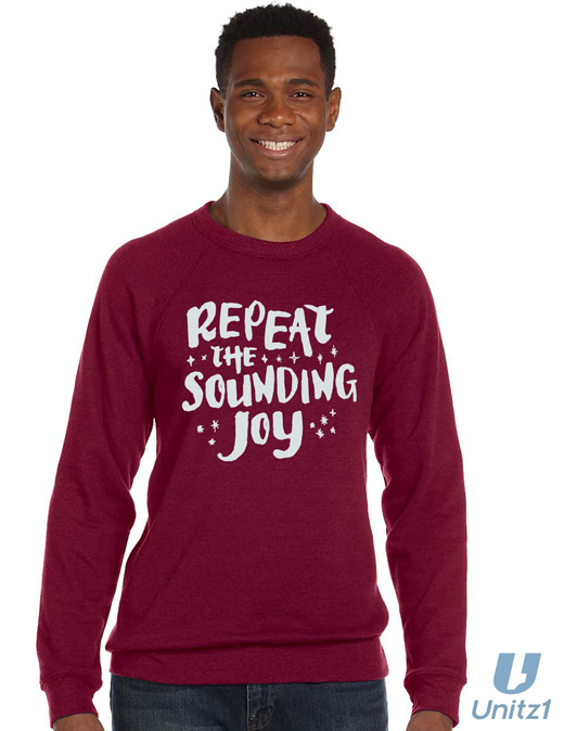 U1 Christmas Sweatshirt