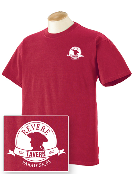Revere Tavern Pigment Dyed T-shirt