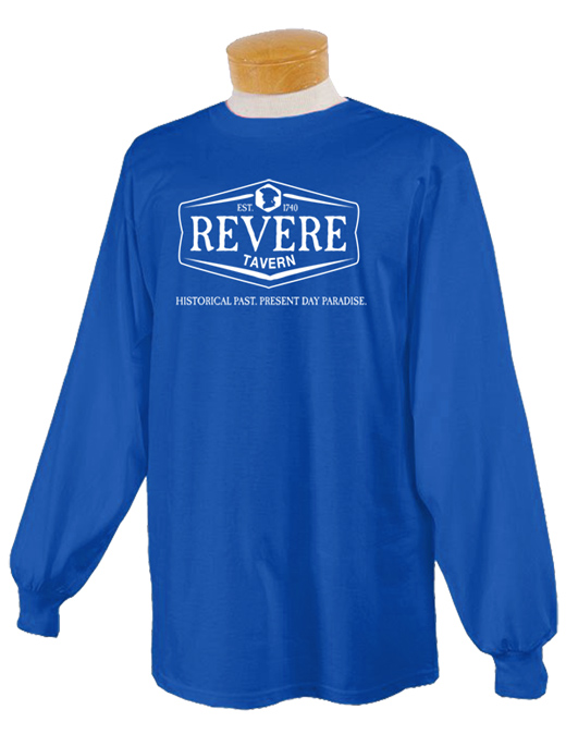 Revere Tavern Long Sleeve T-shirt