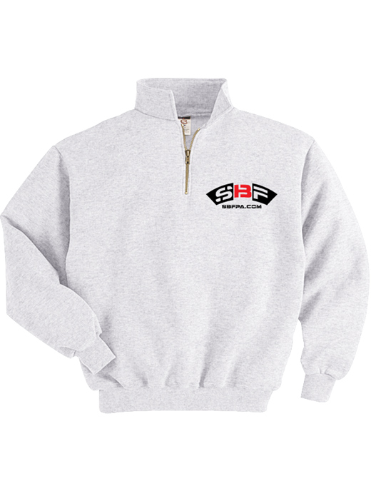 SBF Quarter-Zip Sweatshirt