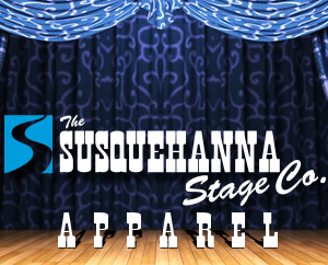 Susquehanna Stage Apparel