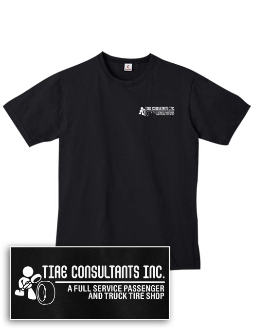 Tire Consultants Lightweight T-shirt