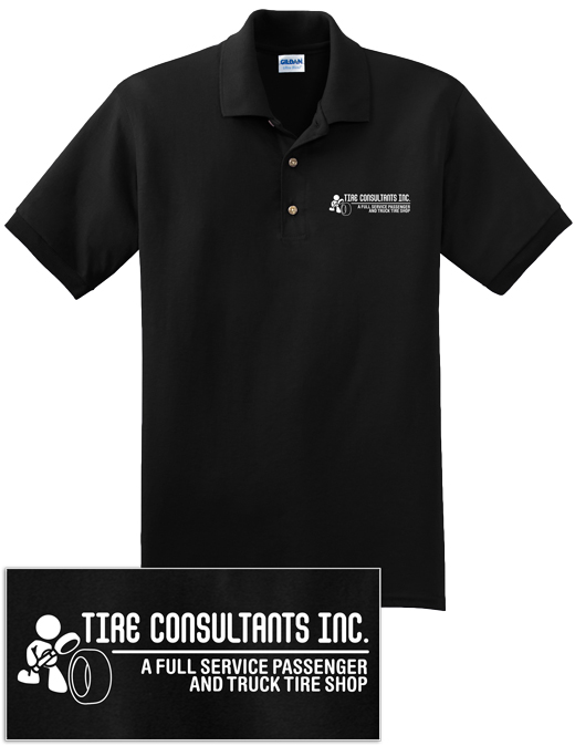 Tire Consultants Jersey Polo